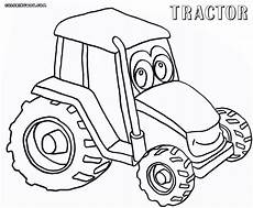 tractor coloring pages coloring pages to and print