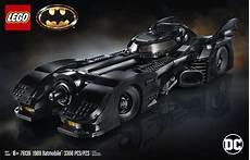 lego reveals new batman 89 batmobile collector s set
