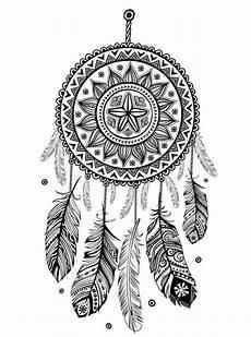 Indianer Ausmalbilder Mandalas Top 20 Ausmalbilder Traumf 228 Nger Traumf 228 Nger Tattoos
