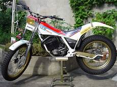 moto trail 125 moto trial 125 cc fantic motor de 1988 171 retro fr