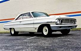 Out Of Retirement 1964 Ford Galaxie