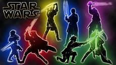 different lightsaber combat forms legends star wars explained youtube