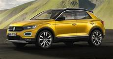 2018 Volkswagen T Roc Preview Ute Forbidden Fruit