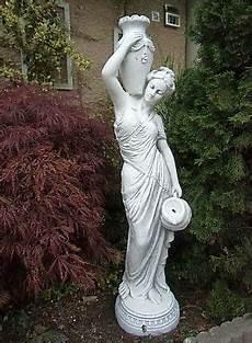 statuen für den garten garten b 220 ste statue frau figur r 214 misch griechisch 33cm