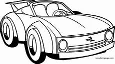 perspective car coloring page wecoloringpage