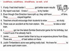 literacy starters ks2 ks3 modal verbs by tinytearsforever teaching resources