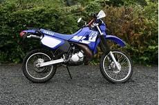 Yamaha Dt 125 R 5051 Original Unrestored In