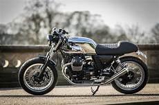 Moto Guzzi V7 Cafe Racer Build