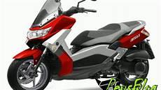 Modifikasi Warna Nmax by Lihat Aja Modifikasi Nmax Warna Merah Buat Touring