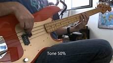 Bass Strings Comparison Rotosound Vs Dr