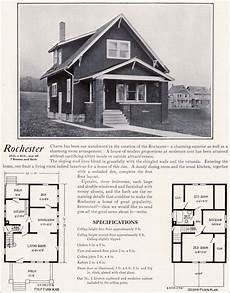 1920 bungalow house plans 1920s modern vernacular bungalow 1922 rochester by