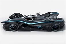 mercedes formula e silver arrow 01 race car
