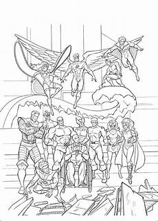 x for x coloring pages