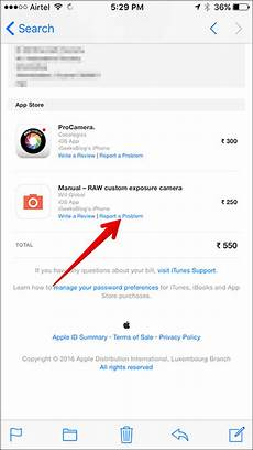 how to get refund for itunes and app store purchases on