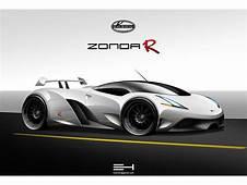 Automotive Magazine Pagani Cars  Zonda C9