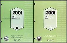 online car repair manuals free 2001 pontiac bonneville engine control 2001 pontiac bonneville repair shop manual original 2 volume set