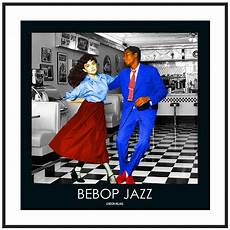 bebop jazz london village art gallery