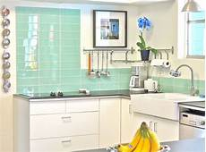 Green Glass Tiles For Kitchen Backsplashes 30 Amazing Design Ideas For A Kitchen Backsplash