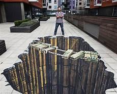 Menakjubkan 30 Lukisan 3d Di Jalan Rudi Gambar