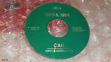old cars and repair manuals free 1993 ford f150 engine control oem 1993 1994 ford all car models mustang service manual