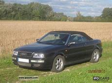 old car repair manuals 1997 audi cabriolet electronic throttle control 1997 audi convertible car photo and specs