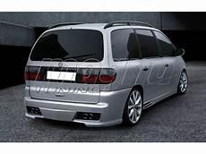 vw sharan cronos rear bumper