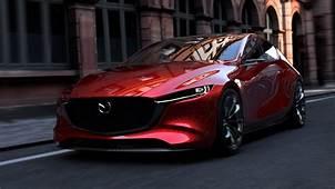 2017 Mazda Kai Concept Wallpaper  HD Car Wallpapers ID