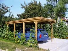 Holz Carport Kaufen - holz carport skanholz 171 holstein 187 flachdach einzelcarport