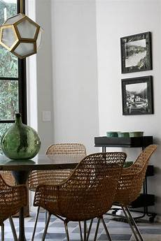 Wicker Dining Room Chair