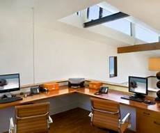 8 Office Designs Featuring Herman Miller Chairs the envelop desk by herman miller