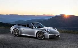2020 Porsche 911 Carrera 4S Cabrio Rendering Looks Good