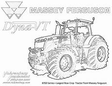 Ausmalbilder Bruder Fahrzeuge Corner Coloring Page Massey Ferguson 8700 Series