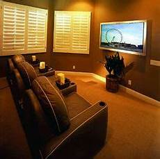 Home Theater Design For Small Spaces by Small Home Theater Contemporary Media Room