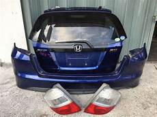 honda jazz fit ge8 rs rear bodykit auto accessories carousell