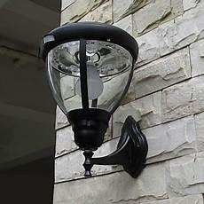 pir motion sensor solar light solar wall light led outdoor lights leh 44231b 972351 2018 239 99