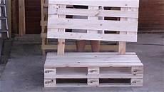 divanetti fai da te montaggio divano in pallet