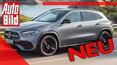 Mercedes Gla 2020 Neuvorstellung Suv Motor Infos