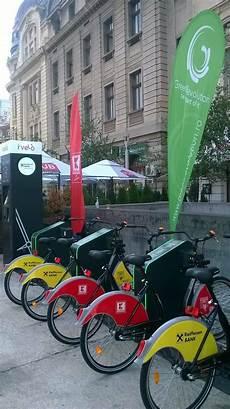 primul sistem de bike din bucurești a fost lansat
