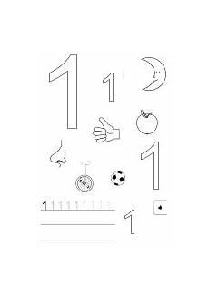 Malvorlagen Kinder 4 Jahre Lernen Arbeitsblatt F 252 R Zahl Nummer 1 Zahlen Lernen Zahlenland