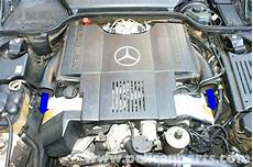 repair voice data communications 2003 mercedes benz slk class on board diagnostic system remove engine cover 1990 ford probe mercedes benz r129 valve cover gasket removal sl500
