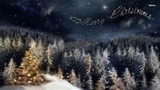 merry christmas winter nature background wallpapers desktop nexus image 1636526