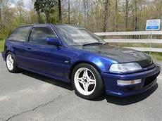 1989 honda civic sir complete car rhd ef9 b16a lsd ef hatchback right hand drive for sale