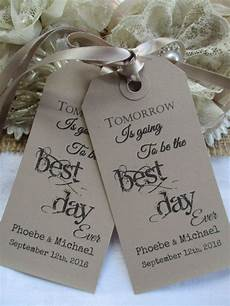 Wedding Rehearsal Dinner Gifts tomorrow is going to be the best day wedding