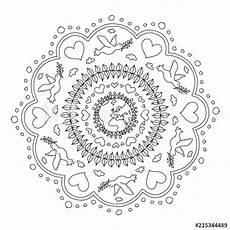 Malvorlagen Vatertag Xxi Quot Mandala Ausmalbild Frieden Quot Stockfotos Und Lizenzfreie