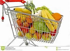 supermarkt wagen stockbild bild rabatt transport