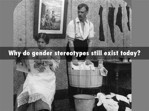 Why Do Stereotypes Exist