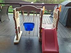 tike swing and slide tikes endless adventures swing and slide for sale