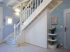 placard sous escalier sur mesure atelier madec nantes 44