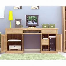 hidden home office furniture mobel desk large hideaway hidden home computer solid oak