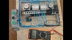 contacteur de puissance tester la bobine d un contacteur sur un circuit de